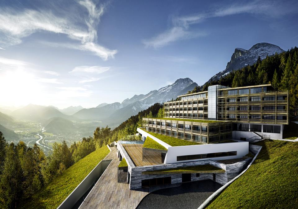 Sterreich for Design hotel seefeld
